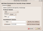 Amazon Firewall open SSH